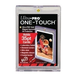 Magnetic One Touch Holder